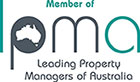 Member of LPMA - Leading Property Managers of Australia